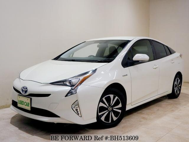 Used 2016 TOYOTA PRIUS BH513609 for Sale