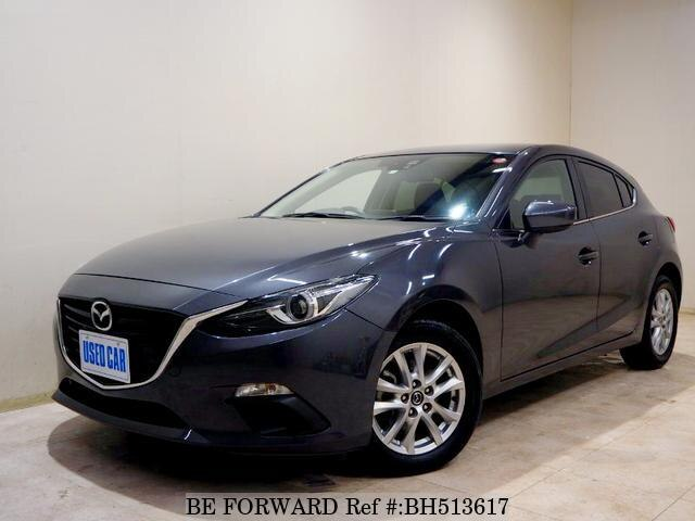 Used 2015 MAZDA AXELA SPORT BH513617 for Sale
