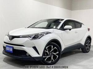 Used 2018 TOYOTA C-HR BH513624 for Sale