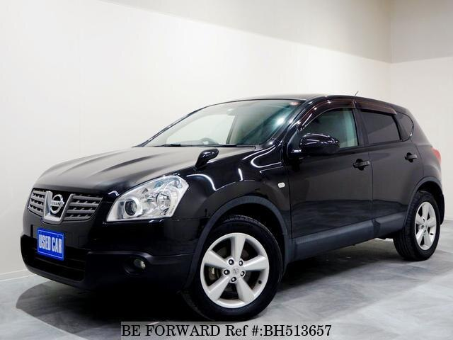 Used 2007 NISSAN DUALIS BH513657 for Sale