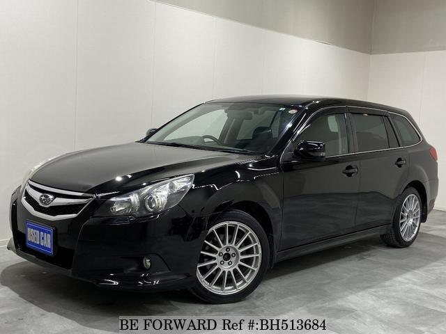Used 2010 SUBARU LEGACY TOURING WAGON BH513684 for Sale