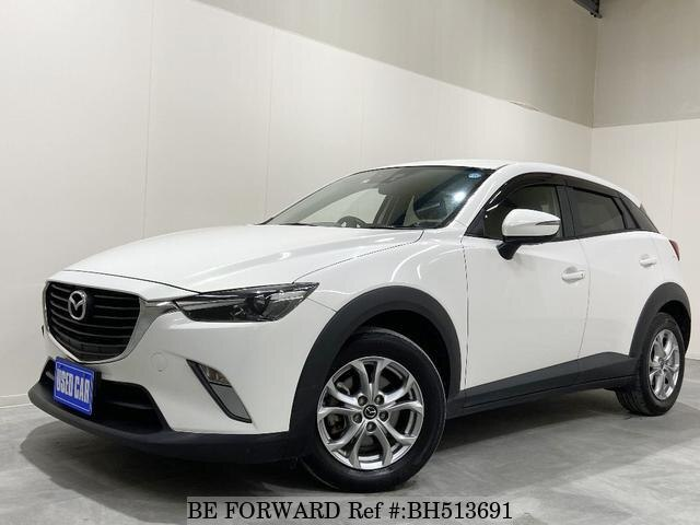 Used 2015 MAZDA CX-3 BH513691 for Sale