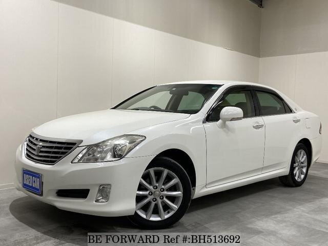 Used 2009 TOYOTA CROWN BH513692 for Sale