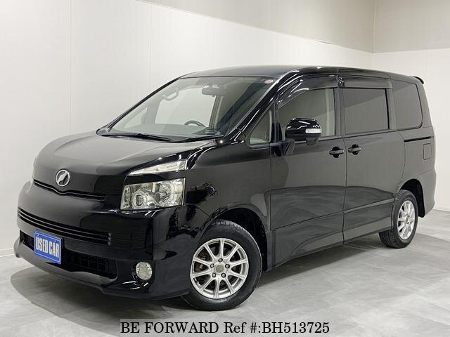 Used 2007 TOYOTA VOXY BH513725 for Sale