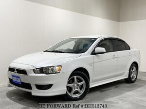 Used 2007 MITSUBISHI GALANT FORTIS BH513743 for Sale