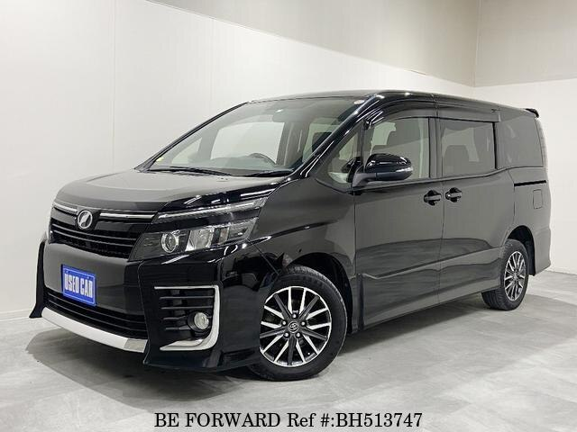 Used 2015 TOYOTA VOXY BH513747 for Sale