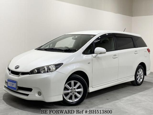 Used 2010 TOYOTA WISH BH513800 for Sale