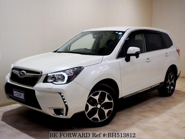 Used 2013 SUBARU FORESTER BH513812 for Sale