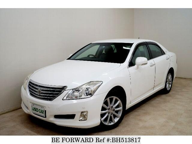 Used 2008 TOYOTA CROWN BH513817 for Sale