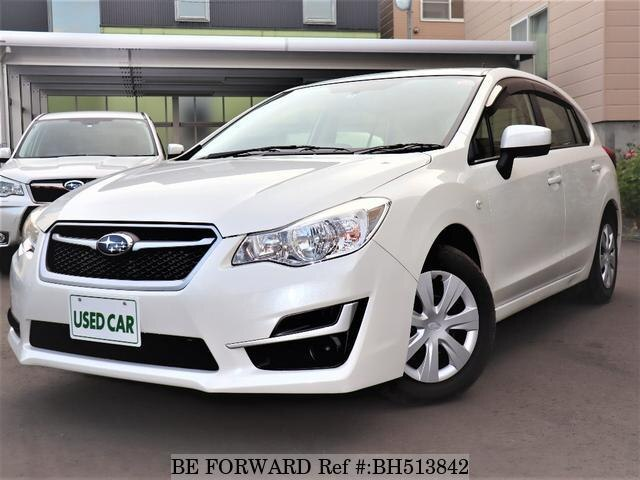 Used 2015 SUBARU IMPREZA SPORTS BH513842 for Sale