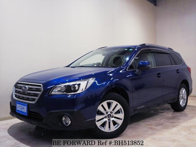 Used 2015 SUBARU OUTBACK BH513852 for Sale