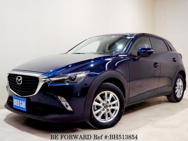 Used 2015 MAZDA CX-3 BH513854 for Sale