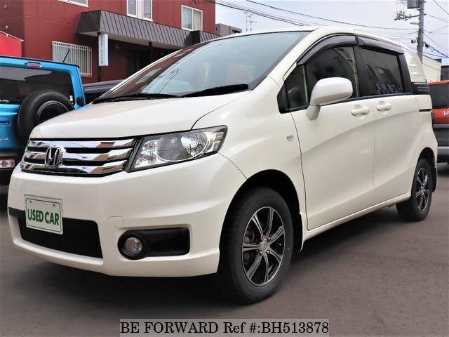 Used 2011 HONDA FREED SPIKE BH513878 for Sale