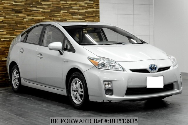 Used 2010 TOYOTA PRIUS BH513935 for Sale