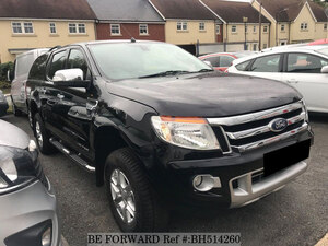 Used 2014 FORD RANGER BH514260 for Sale