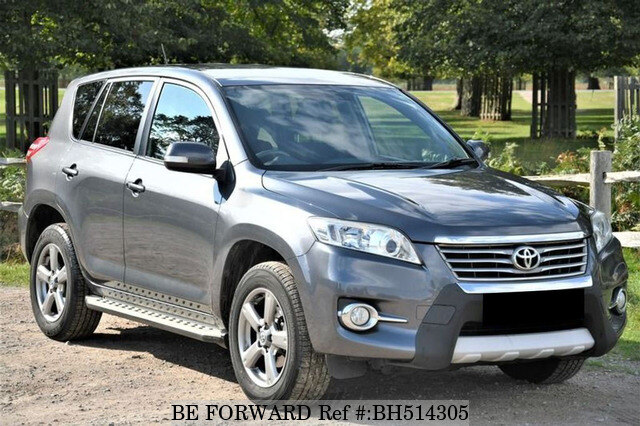 Used 2012 TOYOTA RAV4 BH514305 for Sale