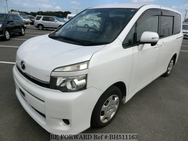 Used 2011 TOYOTA VOXY BH511163 for Sale