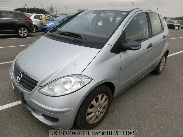 Used 2005 MERCEDES-BENZ A-CLASS BH511192 for Sale
