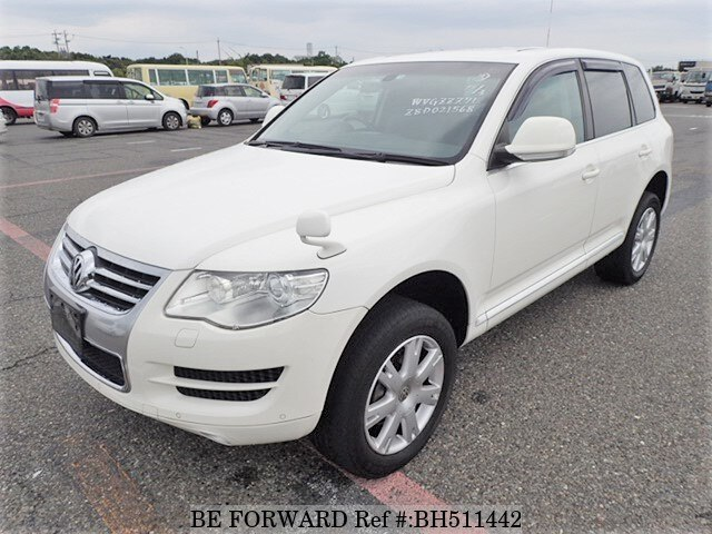 Used 2008 VOLKSWAGEN TOUAREG BH511442 for Sale