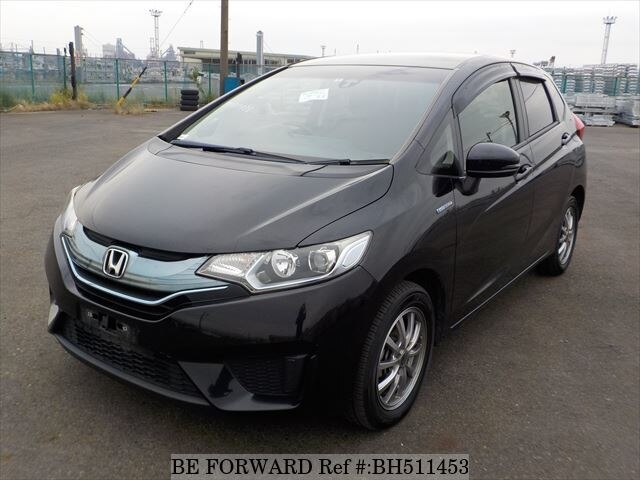 Used 2014 HONDA FIT HYBRID BH511453 for Sale