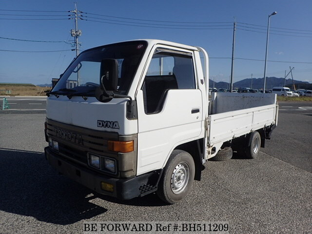 Used 1991 TOYOTA DYNA TRUCK BH511209 for Sale