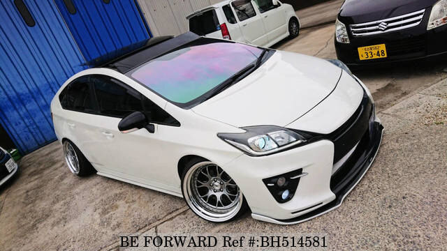 Used 2012 TOYOTA PRIUS BH514581 for Sale