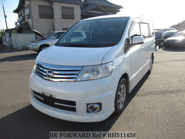 Used 2007 NISSAN SERENA BH511459 for Sale
