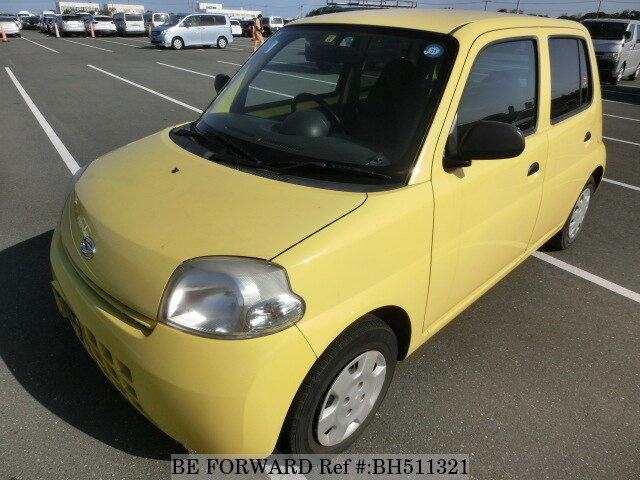 Used 2011 DAIHATSU ESSE BH511321 for Sale