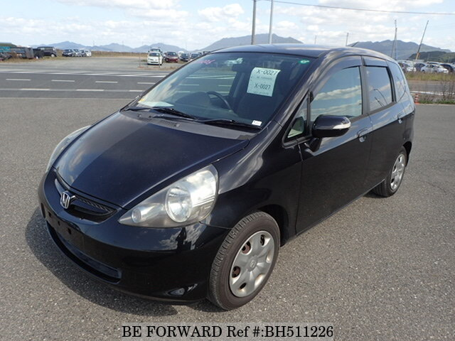 Used 2008 HONDA FIT BH511226 for Sale