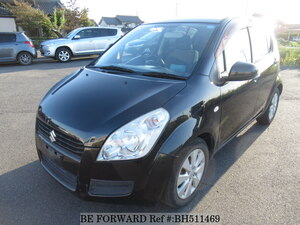 Used 2009 SUZUKI SPLASH BH511469 for Sale