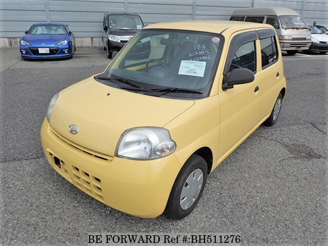 Used 2010 DAIHATSU ESSE BH511276 for Sale