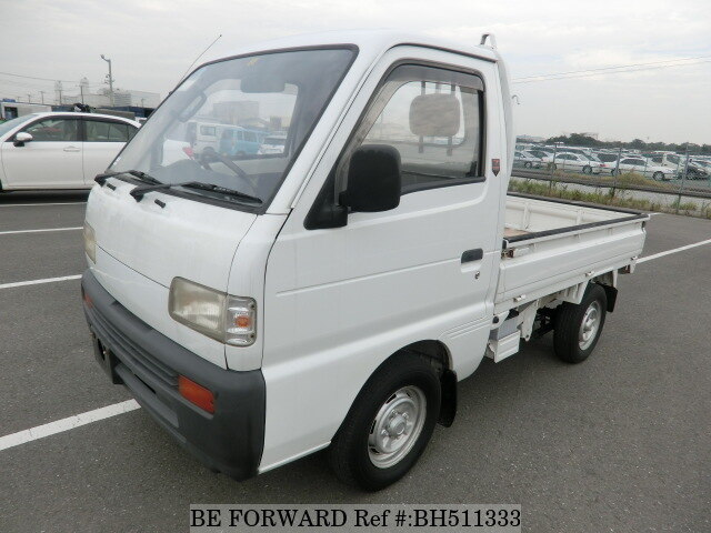 Used 1994 SUZUKI CARRY TRUCK BH511333 for Sale