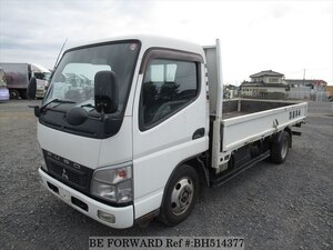 Used 2008 MITSUBISHI CANTER BH514377 for Sale