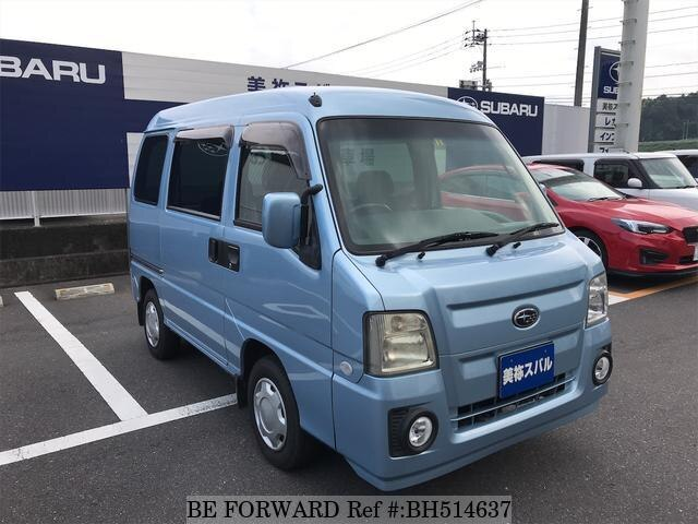 Used 2011 SUBARU SAMBAR BH514637 for Sale