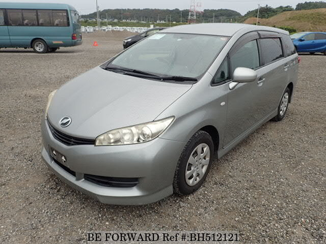 Used 2009 TOYOTA WISH BH512121 for Sale