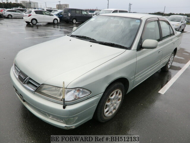 Used 1999 TOYOTA CARINA BH512133 for Sale