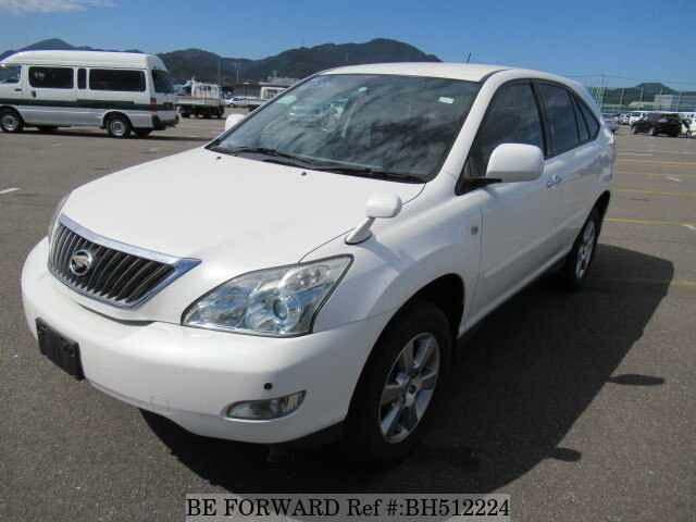 Used 2008 TOYOTA HARRIER BH512224 for Sale