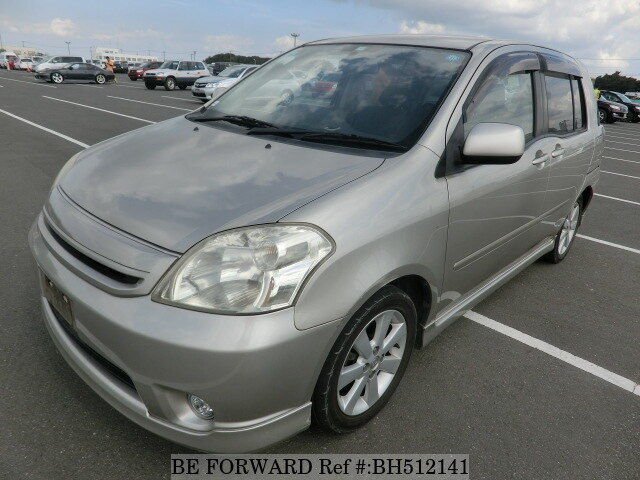 Used 2003 TOYOTA RAUM BH512141 for Sale