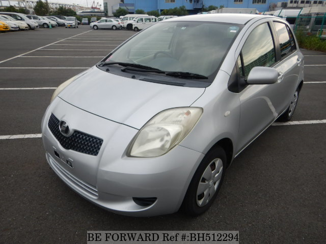 Used 2005 TOYOTA VITZ BH512294 for Sale