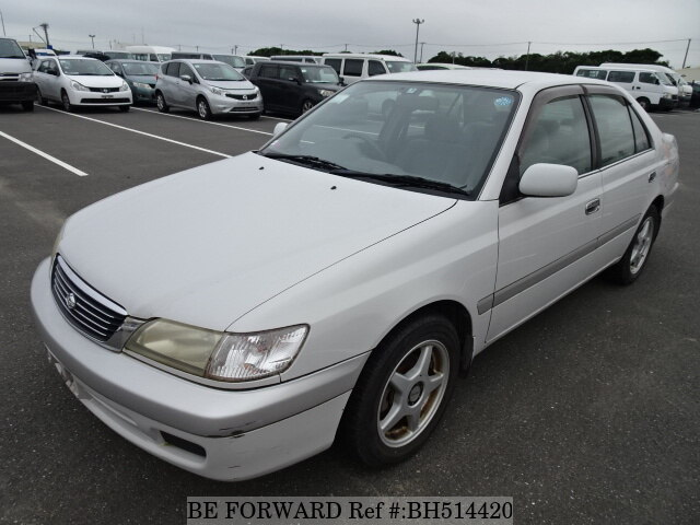 Used 2001 TOYOTA CORONA PREMIO BH514420 for Sale