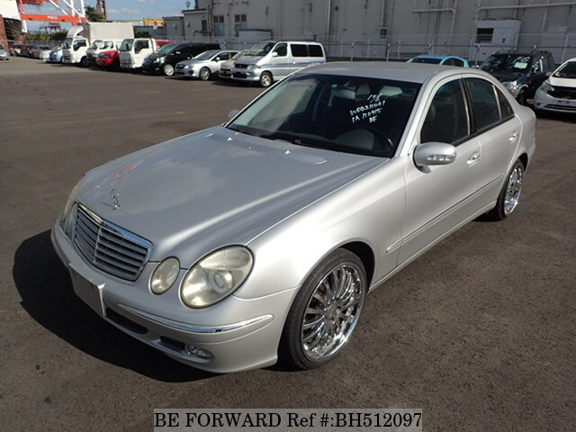 Used 2003 MERCEDES-BENZ E-CLASS BH512097 for Sale