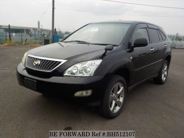 Used 2008 TOYOTA HARRIER BH512107 for Sale