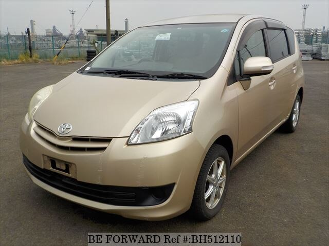 Used 2009 TOYOTA PASSO SETTE BH512110 for Sale