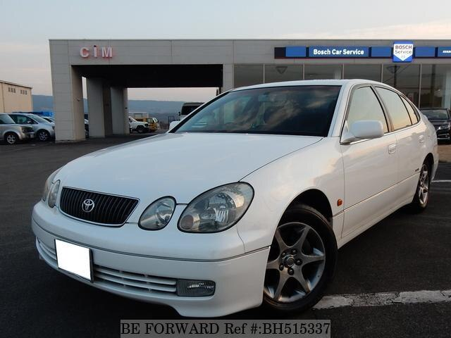 Used 2001 TOYOTA ARISTO BH515337 for Sale
