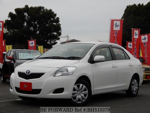 Used 2010 TOYOTA BELTA BH515379 for Sale