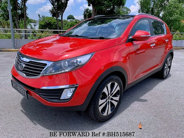 Used 2011 KIA SPORTAGE BH515687 for Sale