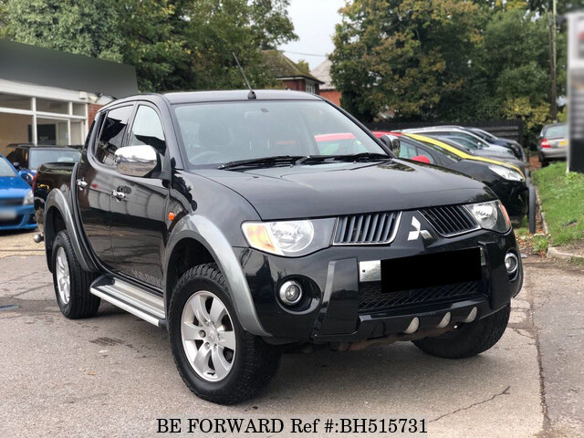 Used 2007 MITSUBISHI L200 BH515731 for Sale