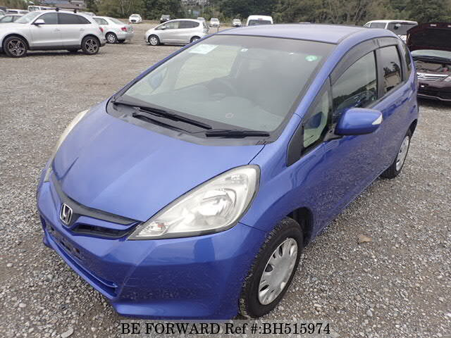 Used 2012 HONDA FIT BH515974 for Sale