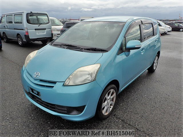 Used 2009 TOYOTA PASSO SETTE BH515046 for Sale