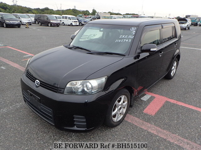 Used 2009 TOYOTA COROLLA RUMION BH515100 for Sale